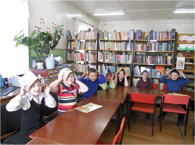 кружок «Книжная страна» 2012 г.