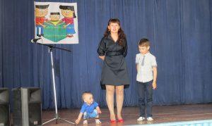 семья Смирных из Булашово
