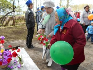 митинг «Моя весна - моя победа»