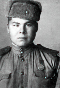 Мухамедулин Абдулхабир Кадырович