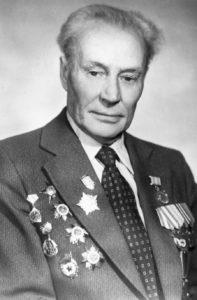 Волков Кузьма Иванович