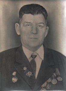 Андреев Фёдор Никифорович