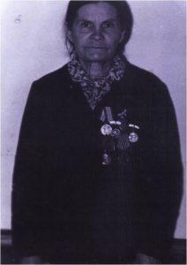 Бакшеева Екатерина Егоровна