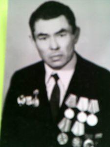 Барсуков Ахметкирей Валишович