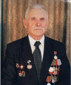 Ходырев Николай Дмитриевич