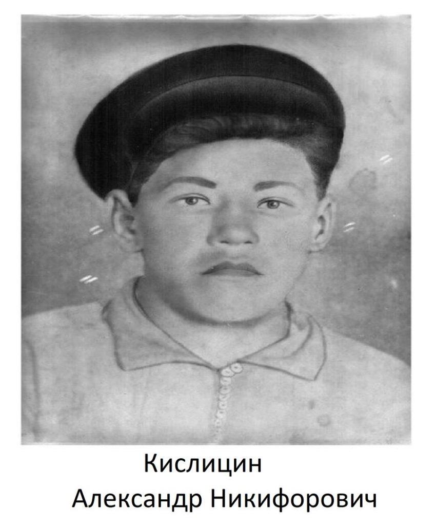 Кислицин Александр Никифорович