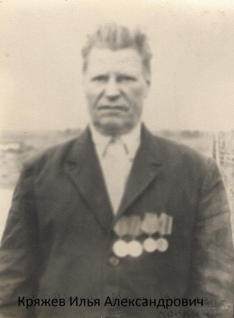Кряжев Илья Александрович