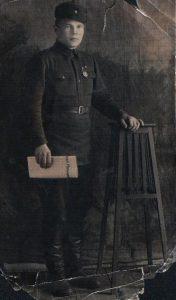 Лузгин Андрей Андреевич
