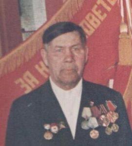 Мезенцев Никита Тимофеевич