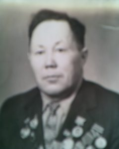 Мусин Шарифитдин Арунович