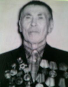 Садыков Абдулхай Бариевич