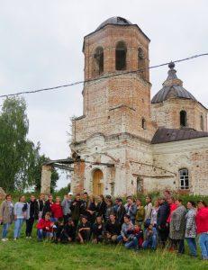 Кугаевская Рождественская церковь