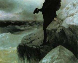 Прощание Пушкина с Черным морем